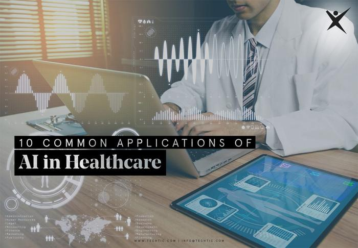 10 کاربرد هوش مصنوعی در سلامت