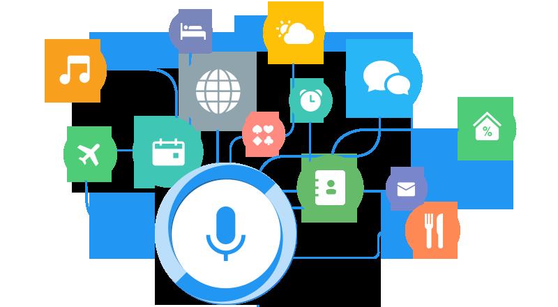 ارتباط همگانی یک دستیار هوشمند برای انجام کارها