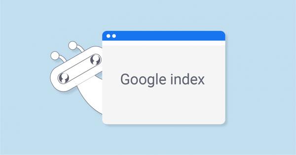 ایندکس گوگل چیست ؟