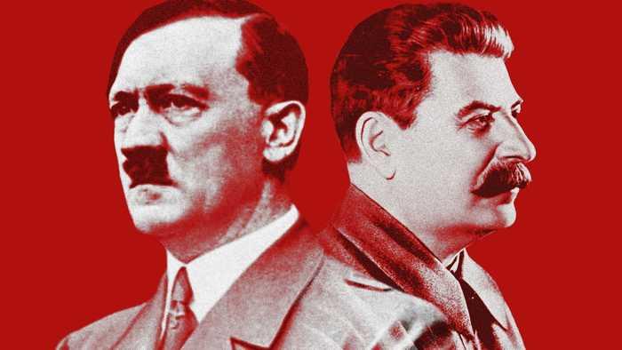 اختلاف نازی ها و کمونیست ها سر چی بود؟!