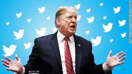 ریشه جدالهای آنلاین ترامپ و توییتر
