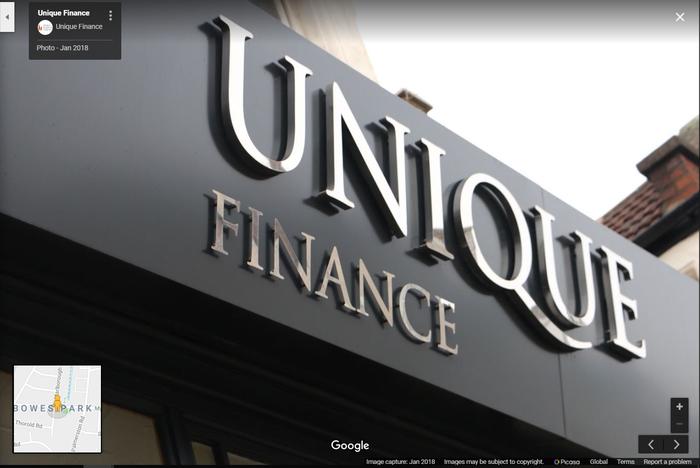 کلاه برداری به نام unique finance (یونیک فایننس)