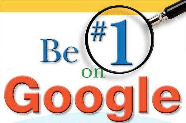 صفحه اول گوگل و مزایای آن