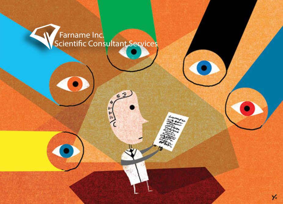 انواه داوری مقالات در مجلات علمی پژوهشی