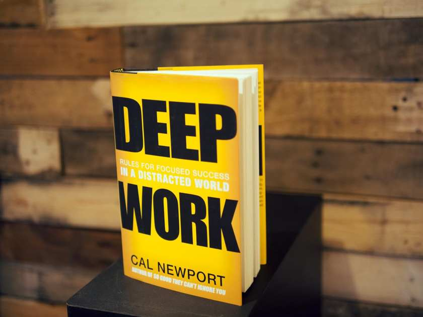 کتاب Deep Work