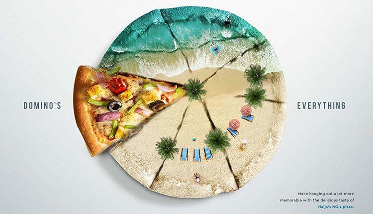 پیتزایی که تنها یک غذا نیست!