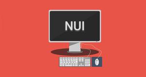 رابط کاربری طبیعی NUI چیست؟