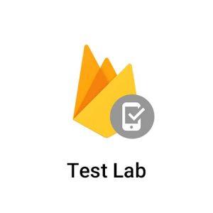 ویژگی های فایربیس : Test Lab