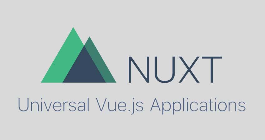 وب فریم ورک Nuxt.Js چیست؟