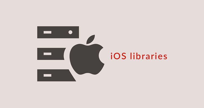 5 کتابخانه برتر در کتابخانه های IOS