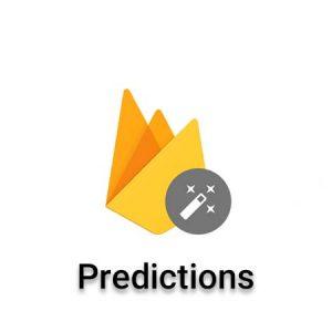 ویژگی های فایربیس : Predictions