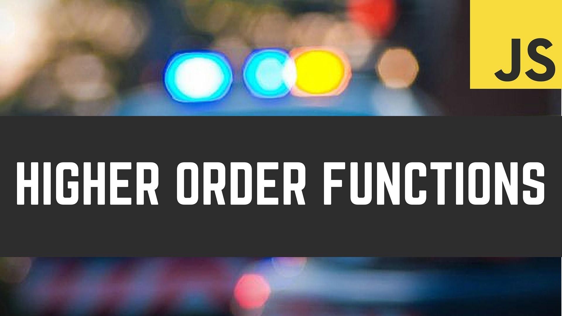 توابع مرتبه بالا(Higher-Order Functions) در جاوا اسکریپت