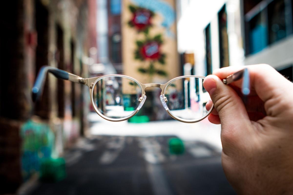 عینکی از آینده