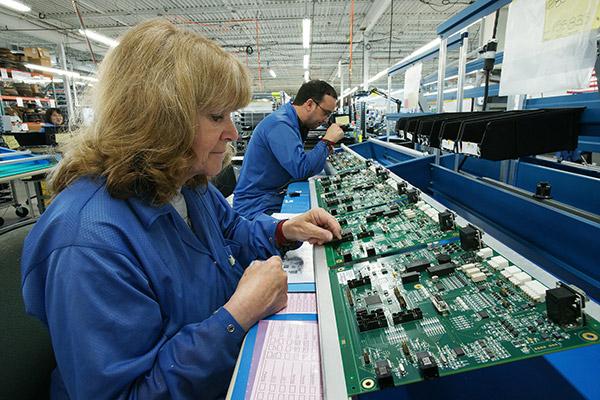وضعیت بازار کار مهندسی الکترونیک در آلمان
