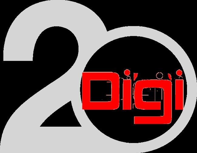 لوگو 20 دیجی