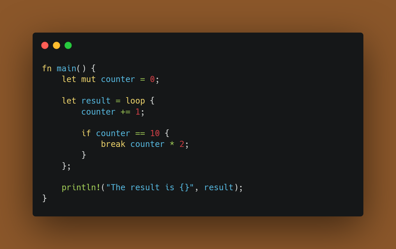 Repeating Code with loop