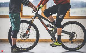 چگونه دوچرخه را برای قد خود تنظیم کنید