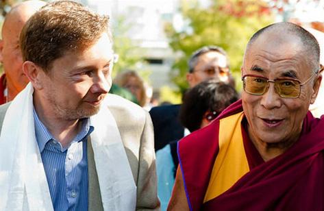 دالایی لاما و اکهارت تله