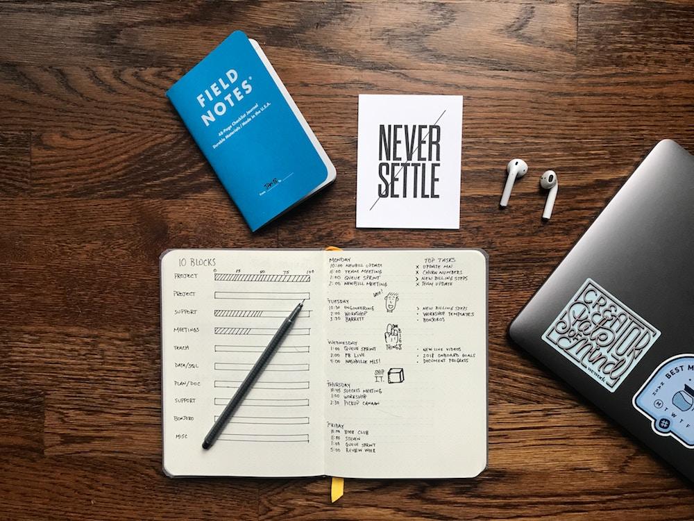 چگونه از تقویم گوگل برای پرورش عادتهای جدید استفاده کنیم؟