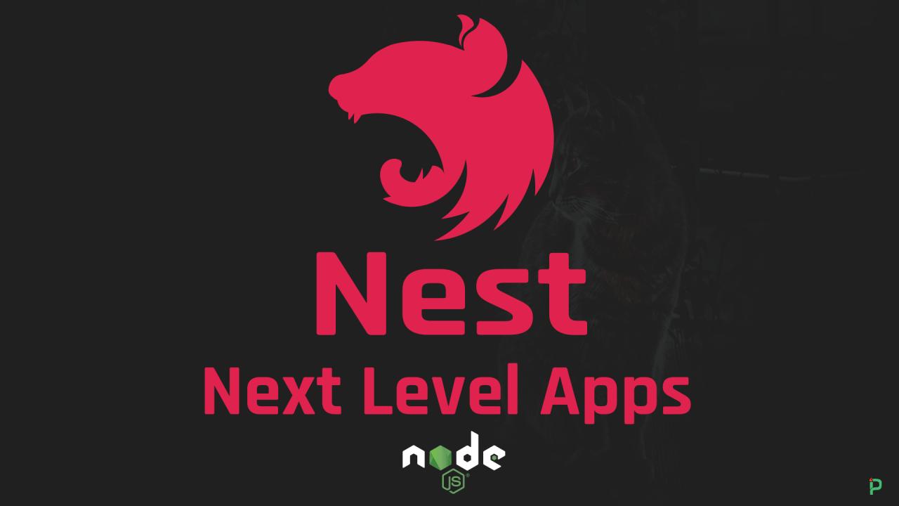 معرفی فریمورک Nest.Js