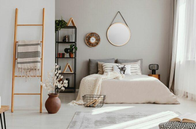 6 عامل مؤثر بر طراحی دکوراسیون اتاق خواب