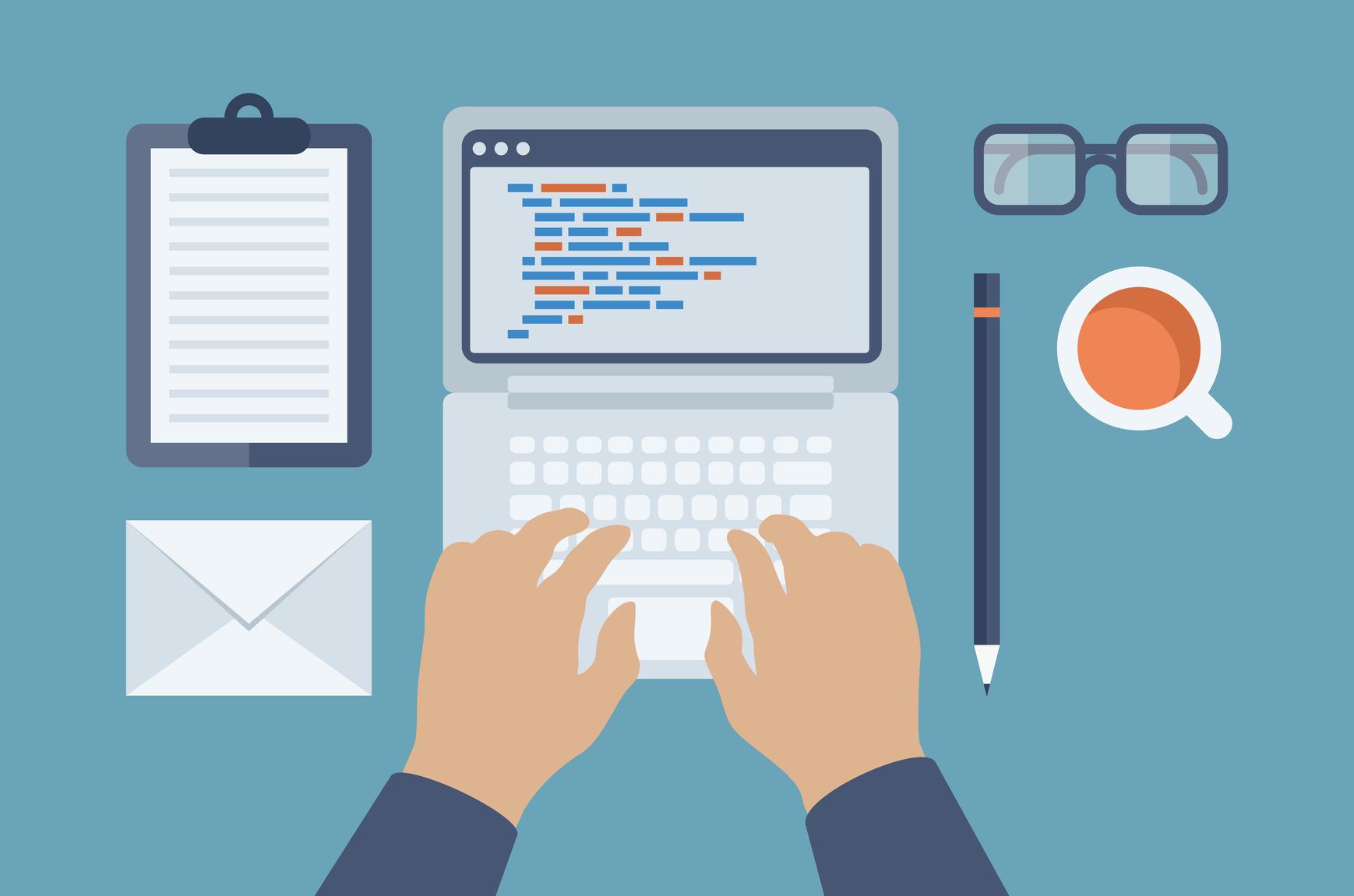 برنامه نویسای خوب چطوری برنامه نویس شدن؟