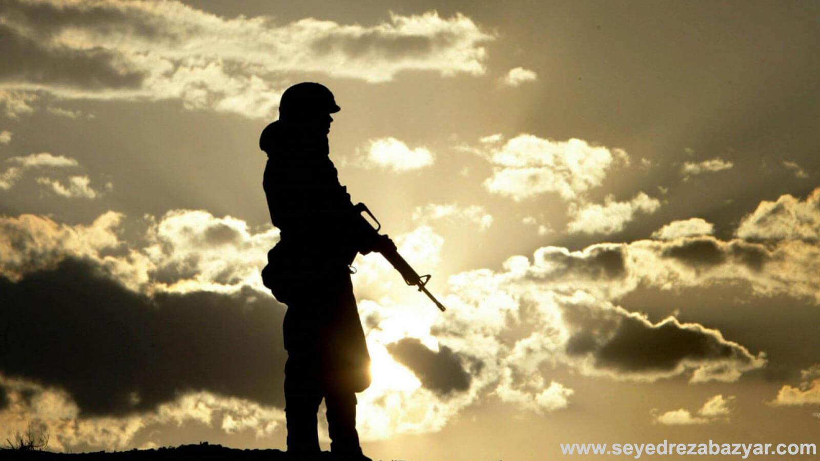 با سربازی رفتن مرد نمیشید، فقط بی تفاوت میشید.