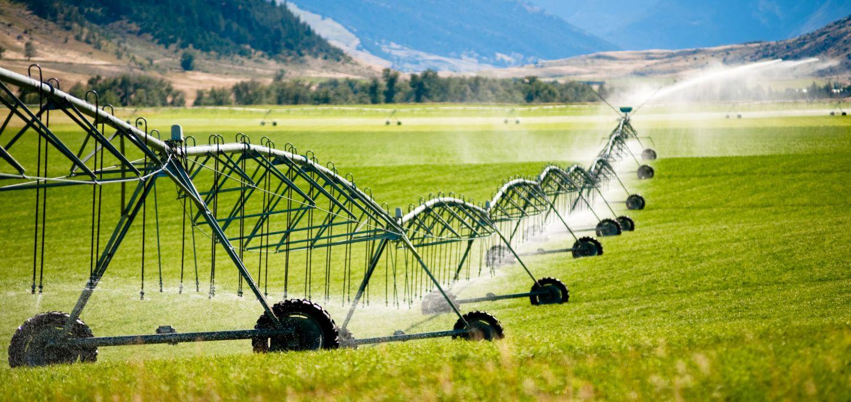 آب مصرفی در کشاورزی