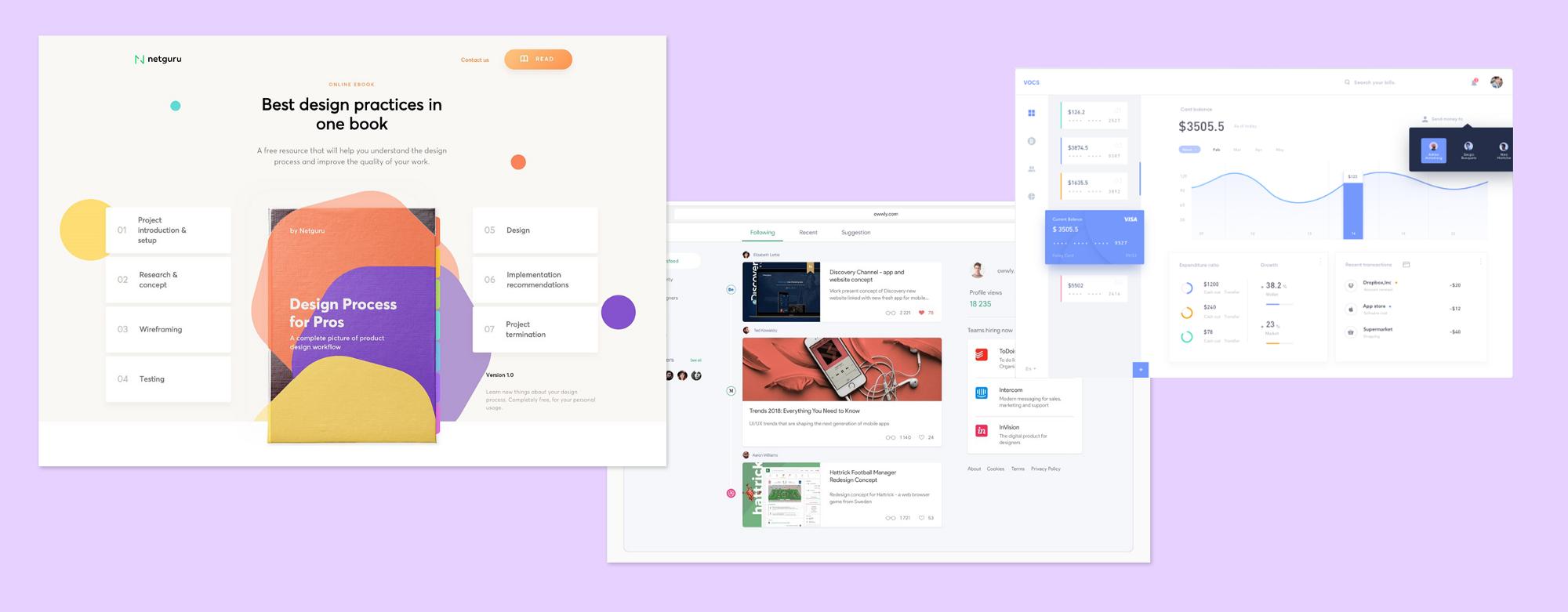 آموزش ساده طراحی Ui برای مبتدیان