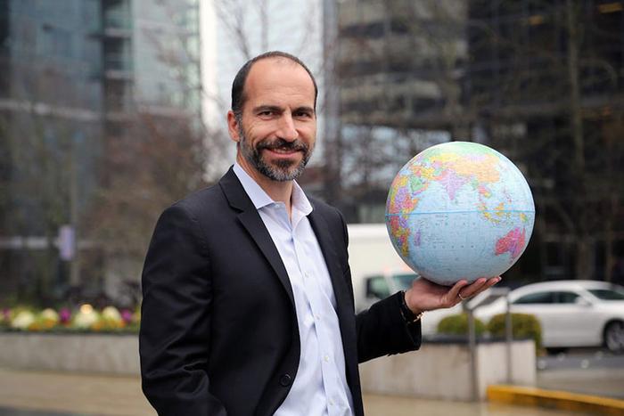 آشنایی با مدیر عامل ایرانی اوبر