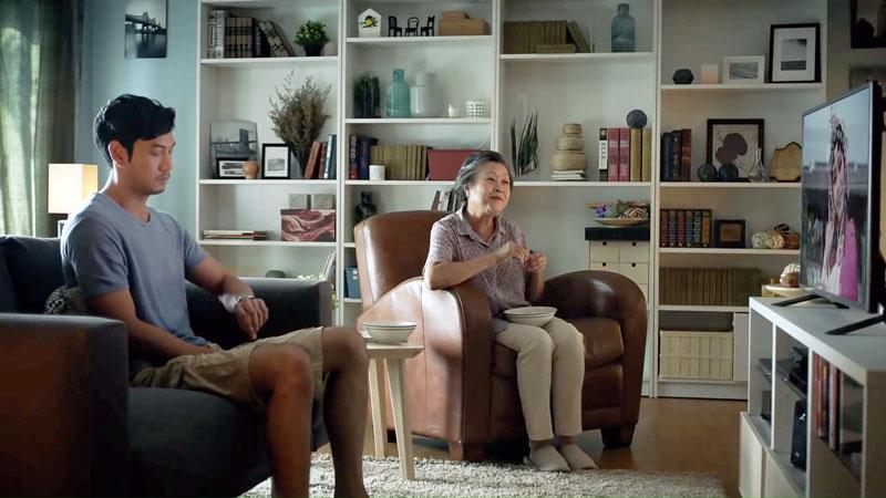 کلیپ خلاقانه IKEA – مادر زن!