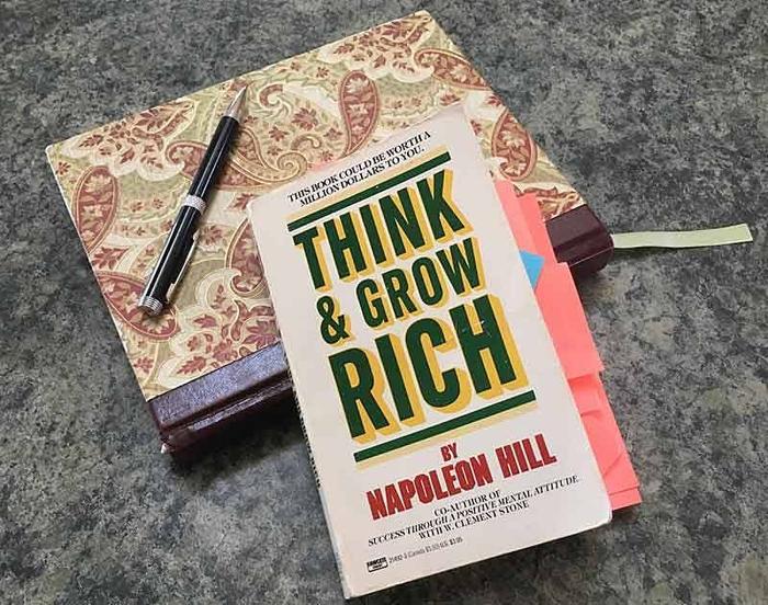 خلاصه کتاب بیندیشید و ثروتمند شوید ؛ قسمت پنجم