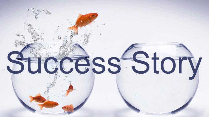 داستان موفقیت