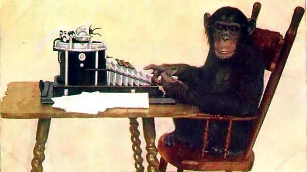 تئوری میمون نامحدود به زبون ساده