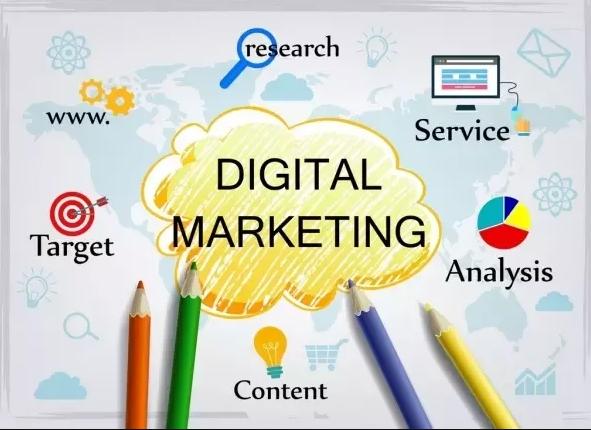 دیجیتال مارکتینگ و مفاهیم مربوط به آن