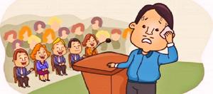 ترس از صحبت در جمع یا Glossophobia چیست؟