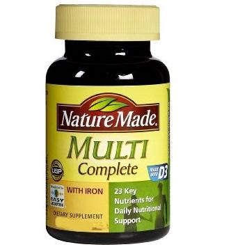 قرص مولتی ویتامین