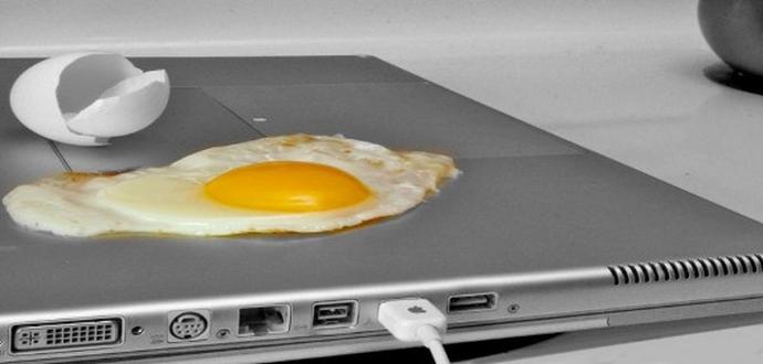 چطور یک تنظیم اشتباه میتواند سیپییو لپتاپ شما را جهنمی کند