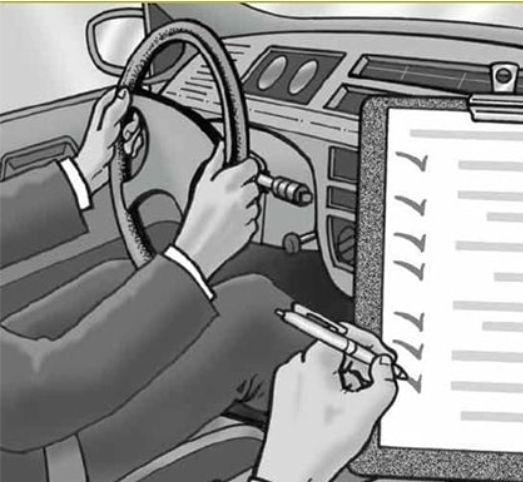 امتحان رانندگی