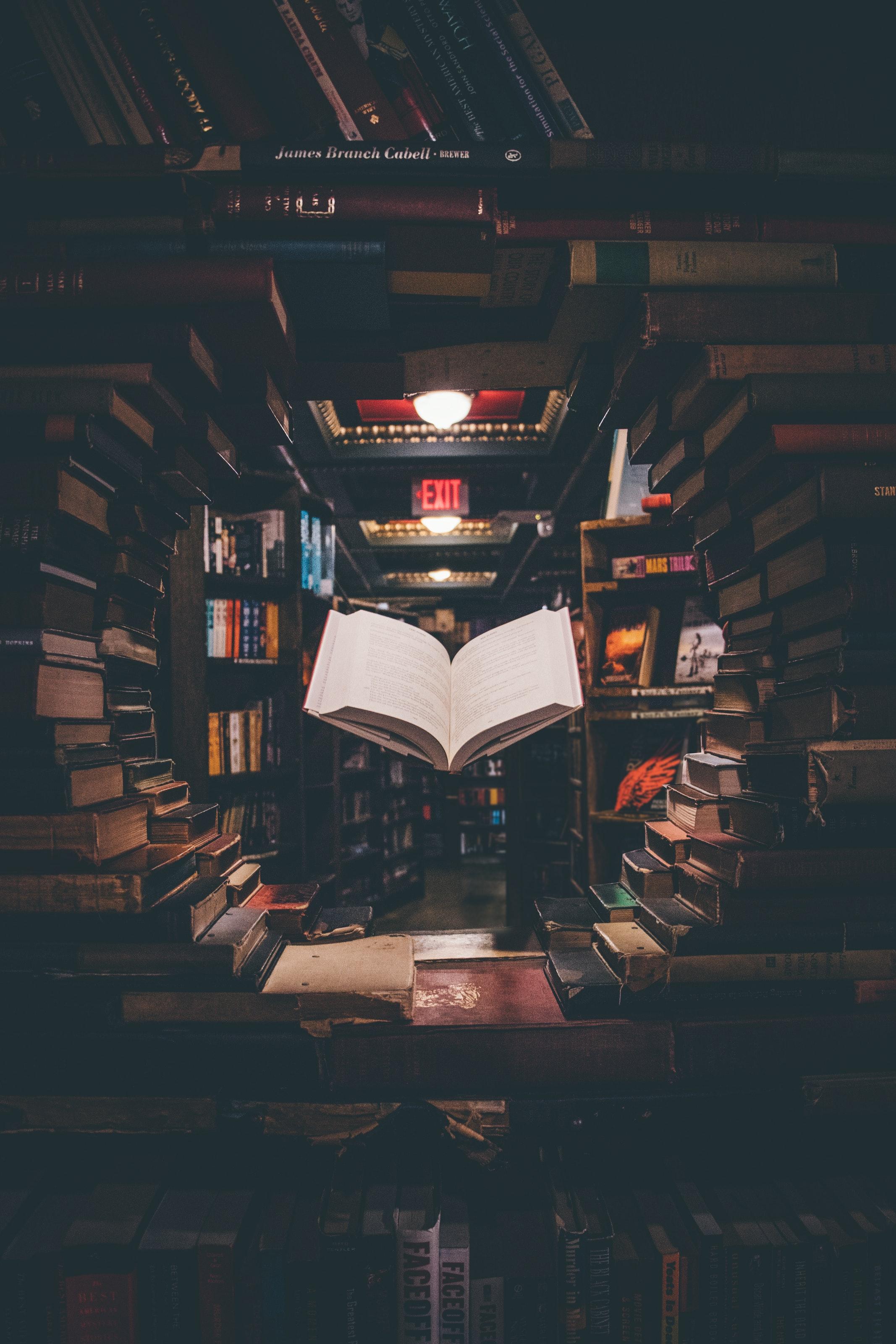 پرفروشترین کتابهای سایت آمازون در ۱۰ ماه اخیر