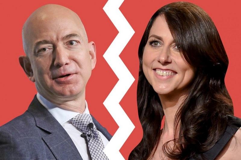همهچیز درباره طلاق پر سر و صدای جف بزوس، مدیرعامل آمازون