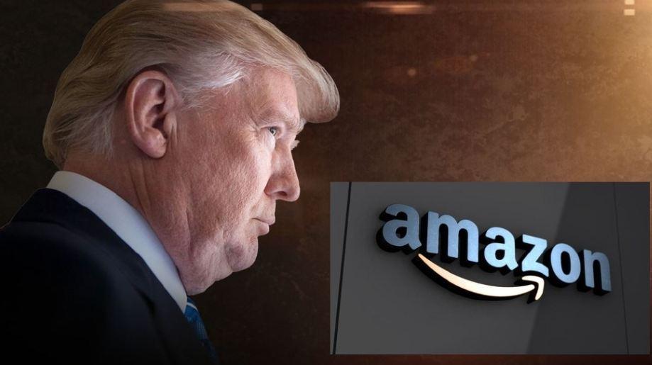 فروشگاه اینترنتی آمازون و درگیری با ترامپ!!!
