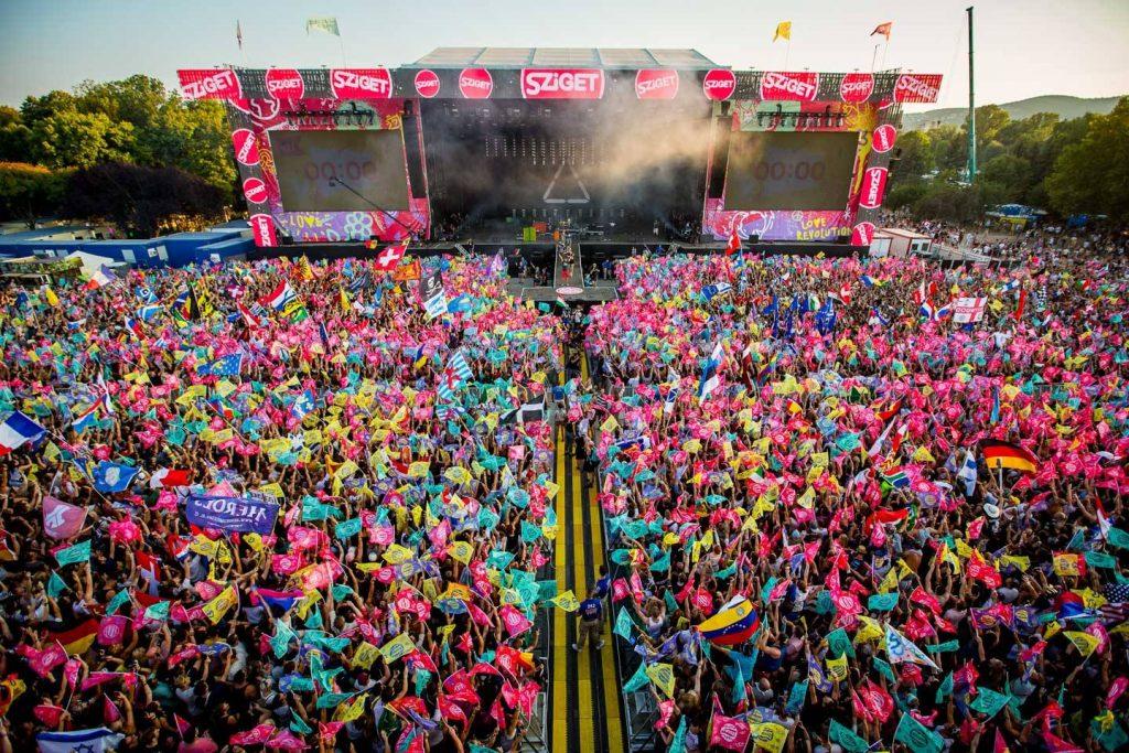 جشنوارههای برتر موسیقی دنیا، قسمت اول