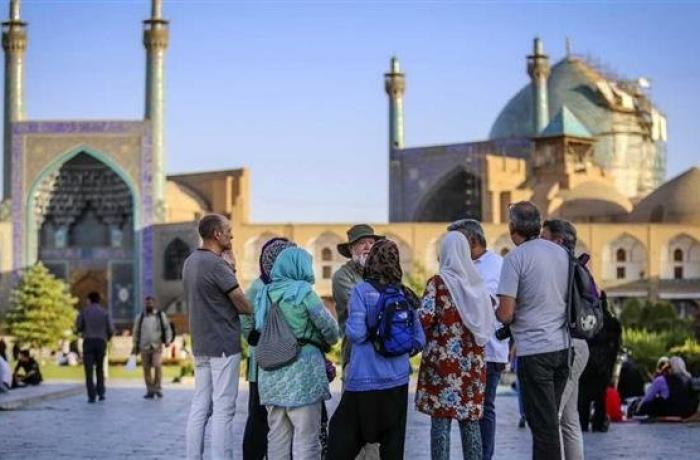 ایران از نگاه توریست ها ... (ویدئو)