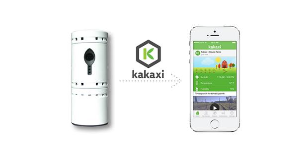پایش مزارع با هوش مصنوعی و دوربین خودمختار kakaxi