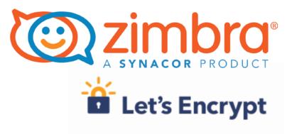 آموزش استفاده از گواهی LetsEncrypt SSL در ایمیل سرور Zimbra