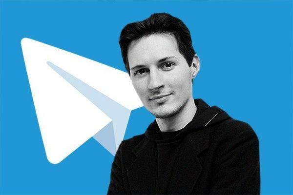 راز موفقیت تلگرام از زبان پاول دورف موسس تلگرام