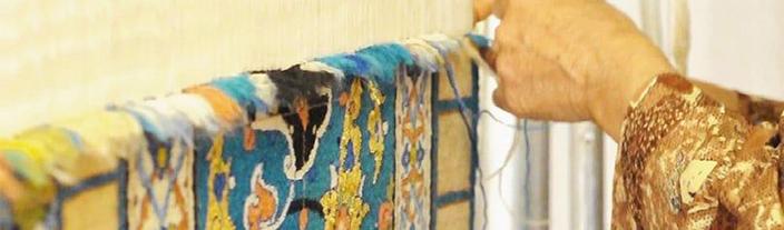 هر فرش ایرانی هزاران قصه دارد...