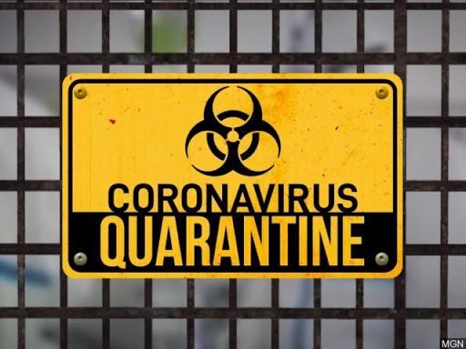 لذت بردن از قرنطینه!