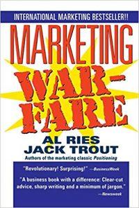 معرفی کتاب جنگ بازاریابی Marketing Warfare